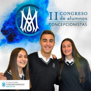 II Congreso de Alumnos Concepcionistas